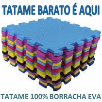 Piso De Borracha Bebê Tatame 30cmx30cmx8mm Terra Fitness