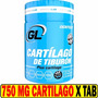 Cartilago Tiburon Gentech 60 Tabs Glucosamina + Condroitina