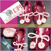 Boticas. Zapatos Y Babuchas De Bebé