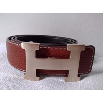 Cinto Masculino Hermes Dupla Face - Cod 119