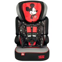 Cadeira Automóvel Disney Beline Sp Mickey Mouse 09 36kg