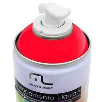 Spray Envelopamento Automotivo Liquido Carro Multilaser