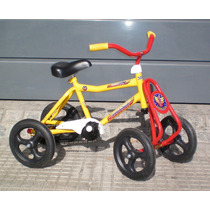 Cuatriciclo A Pedal