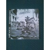 Transmetal-mexico Barbaro-cd Promo En Cartoncito