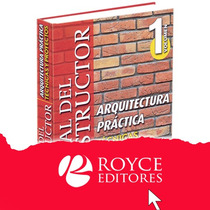 Manual Del Constructor Tomo 1 · Disponible En Royceshop