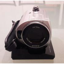 Sony Handycam Dcr Sr42 Hdd, Como Nueva.