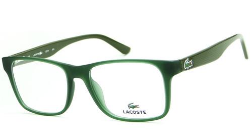 2befe637fbf9e Armação Para Óculos De Grau Lacoste L2741 Masculina Retrô - R  399 ...