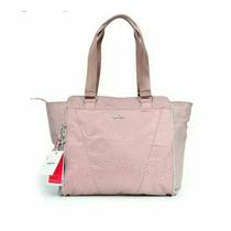 Bolsa Ombro Juliene S Kt Rosa Pink Blush Kipling Frete Grati
