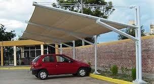 Impermeable for Toldos para estacionamiento