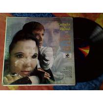 Disco Lp De Acetato Carmela Y Rafael