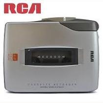 Gravador Fita Cassete Walkman Rca Novo Lacrado