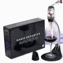 Decanter Aireador Oxigenador Vinos Red Wine C/pie Decantador