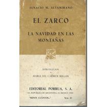 El Zarco / Ignacio Manuel Altamirano 1984