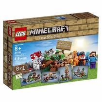 Lego Minecraft 21116: Caja Creativa De Trabajo