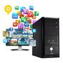 Pc Gamer Hogar Apu A10 Video R7 | 8gb | 500gb | Cuotas