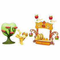 My Little Pony Play Set - Apple Jack - Puesto De Jugo