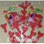 Globos Forma De Corazón (50) Unidades