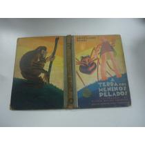 A Terra Dos Meninos Pelados 1ª Edição 1939 Graciliano Ramos