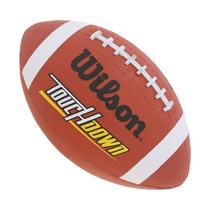 Bola De Futebol Americano Wilson Touch Down Loja Japan Trade