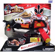 Bullzooka Power Rangers Super Samurai Original Bandai #31604