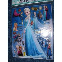 Adesivo Frozen, Bete Boop, Marie, Princesas E Muitos Outros