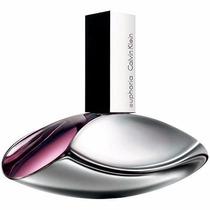 Perfume Euphoria Fem Calvin Klein 100ml Edp Original