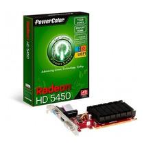 Placa De Vídeo Amd Radeon Hd5450 1gb 64 Bit Gddr3 Powercolor