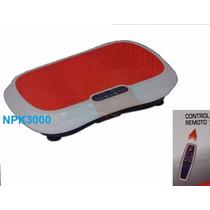 Pro Shaker Plataforma Vibratoria Para Ejercicio Hasta 120kg