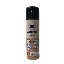 Tinta Spray Para Plastico Plasti-k Preto Dispensa Primer