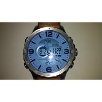 Relógio Fossil Masculino Jr1492 - Oferta! A Preço De Custo!