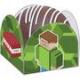Porta Forminha Pixels Art (minecraft) 50 Unidades