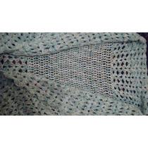 Chaleco Crochet Redondo Nuevo Verano