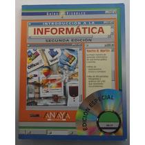 Introducción A La Informática / Segunda Edición/ No Cd