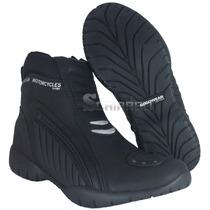 Bota Tatico Militar Motociclista Cano Baixo Gogowear Xt1003