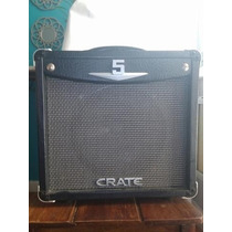 Amplificador Para Guitarra Crate V5 Valvulado All Tube Combo