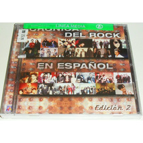 Cronica Del Rock En Español Vol 2 / Va / Cd Sellado
