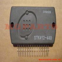 Stk412-440 Ic Amplificador De Audio Original On - Sanyo