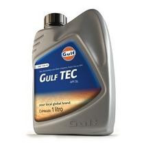 Oléo Lubrificante Automotivo Gulf Tec 15w40 Semisintético