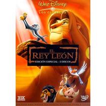 El Rey Leon En Disney Dvd Edicion Especial