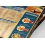 Diseño De Carta O Menú Para Su Restaurante   Alto Impacto