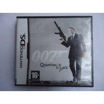 007 Quantum Of Solace Para Nintendo Ds James Bond Nds Oferta