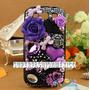 Hermosa Funda Protectora Samsung Galaxy Siii 9300 Pedreria