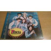 Priscila Y Sus Balas De Plata, Corazon Cd Album Del Año 1999