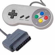 Controle Super Nintendo Novo Na Caixa