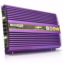 Modulo Amplificador Booster Ba610gx 800w Rms 4 Canais 2 Ohms