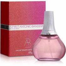 Perfume Spirit Para Dama Antonio Banderas 50 Ml Original