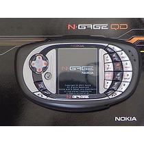 Nokia N-gage Qd Symbian Gsm Telefono Celular