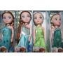 Kit Caixa Com 24 Mini Bonecas Frozen Elsa E Anna (atacado)