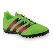 Adidas Ace 16.4 Tf Tenis Futbol Turf Sintetico Verde Adulto