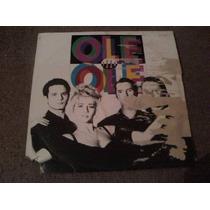 Disco Lp De Ole Ole 1990